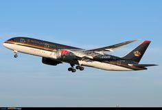 Royal Jordanian Airlines Boeing 787-8 Dreamliner