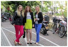 Colour Blocking in Groups