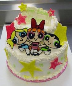 power puff girls party - Google Search