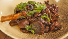 Sichuan Lamb Shanks - Good Chef Bad Chef