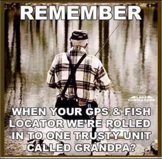 fishing , old style