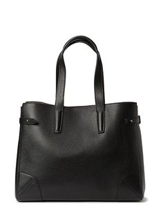 double face open bag Decadent. THE Tote.