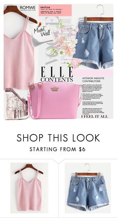 """""""Romwe 8"""" by difen ❤ liked on Polyvore"""
