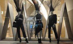 Retail window display- Selfridges - Louis Vuitton