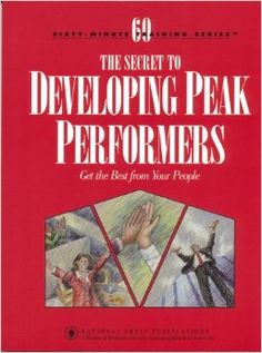 A resource I used as a new manager for developing and motivating staff and developing a team. S. Nand