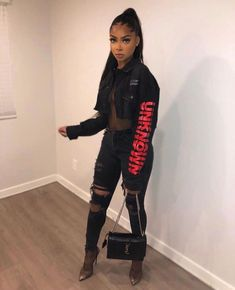 Going Out Outfits – Lady Dress Designs Swag Outfits, Dope Outfits, Stylish Outfits, Fashion Outfits, Swag Fashion, Club Outfits, Night Outfits, Fashion Pants, Fashion Models