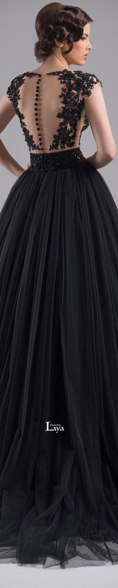 ♔LAYA♔CHRYSTELLE ATALLAH S/S 2015 COUTURE♔ jaglady