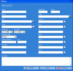 Affiliate Organizer | affiliate information internet manager software