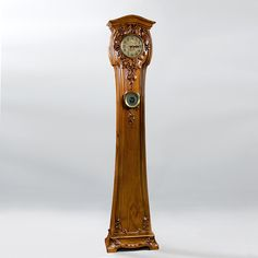Clocks Antique Decorative Arts Tiffany Lamps Art Nouveau Clock