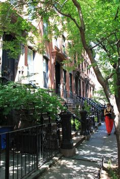 West Village walk-up....someday!
