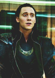 Loki....gif perfection ❤