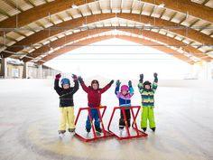 Ice skating © Office du Tourisme Châtel-St-Denis/Les Paccots et la Région St Denis, Ice Skating, Skate, Most Beautiful, Louvre, Seasons, Ice Rink, Switzerland, Tourism