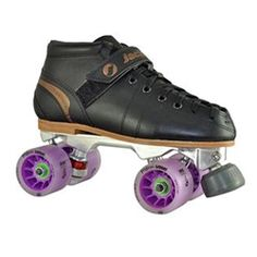 The Jackson Competitor Viper poison derby Skate features full grain leather upper, Natural leather stitched outsole, Microfiber lining, and Padded covered tongue. Derby Skates, Quad Skates, Roller Derby, Natural Leather, Converse Chuck Taylor, High Top Sneakers, Jackson, Shoes, Quad Roller Skates