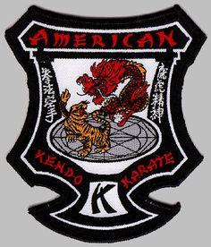 Jeff Speakman's AKKS Crest