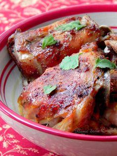 """Goût épicé de la Jamaïque… Le """"jerk chicken"""" est un plat typique de la cuisine jamaïcaine très prisé par les papilles locales, mais aussi étrangères. Le succès de ce poulet except…"""