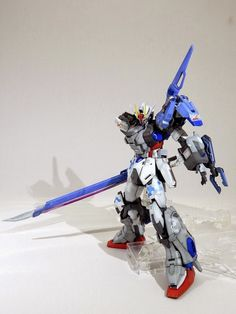 GUNDAM GUY: MG 1/100 GAT-X105 Perfect Strike Gundam Assaultshroud - Custom Build