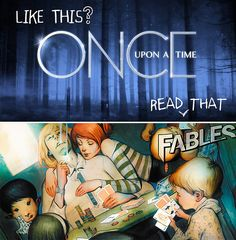 Comic recommendations based on Fall TB