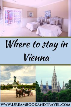 The ultimate local's guide to where to stay in Vienna! Discover one of Vienna's most beautiful neighborhoods with this complete introduction from a local! Packed with hotel recommendations, restaurants, shopping, museums, and activities suggestions. Get off the beaten path and explore Vienna through its authentic neighborhoods! #vienna #austria #local #authentic #viennanow #thisisvienna #europe Europe Destinations, Europe Travel Guide, Amazing Destinations, Travel Guides, Budget Travel, Best Resorts, Best Hotels, Ukraine, Austria Travel