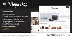27 Responsive Ecommerce Wordpress Themes - Smashfreakz