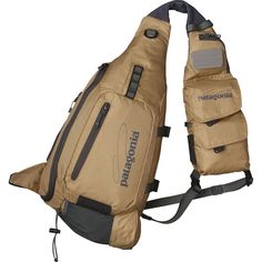 Patagonia - Vest Front Sling - Fly Fishing - 488cu in - Rattan