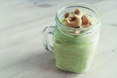 Romige smoothie // Mango, avocado & gember