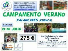 Campamento de Verano Ya est abierto el plazo de inscripcin del campamento de naturaleza para este verano Campamentos de Verano