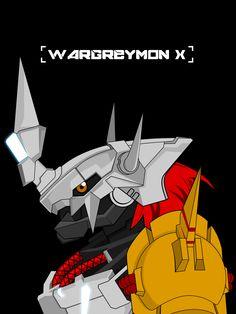wargreymon x