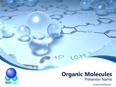 Scientific Organic Molecules Ppt