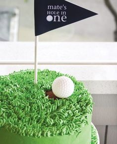 A little golfers party In honor of National Golf Month.