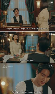 Korean Drama List, Korean Drama Funny, Korean Drama Quotes, Korean Tv Shows, Korean Actors, Legend Of Blue Sea, Lee Min Ho Photos, Kim Go Eun, Kdrama Memes