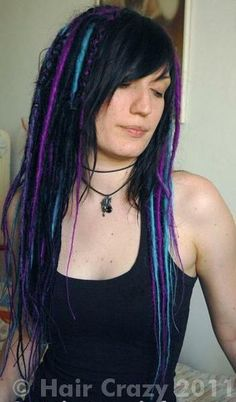 How to make synthetic dreads - HairCrazy.com