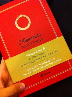 El Alquimista Paulo Coelho el mejor libro que se pudo haber creado!