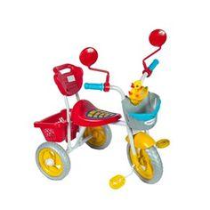 Triciclo Ro-Ama-Cel-Gris C-Ruedas
