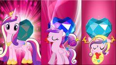 mlp princess cadence and shining armor | Filly Princess Cadance Wallpaper Foal Cutie Mark » Princess Cadence ...