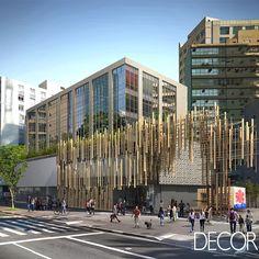 Japan House São Paulo, iniciativa global do governo japonês, leva leva a assinatura do escritório FGMF com coautoria do arquiteto Kengo Kuma e tem inauguração prevista para maio deste ano.