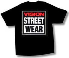Vision Street Wear - Wanted!