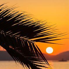 Sunset in #Alghero, Sardinia.