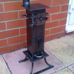 Gypsy Caravan Stove Boat Heater Campervan RV Wood Charcoal Burner | eBay Tiny wood burning stove