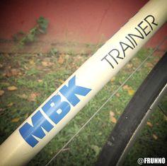 MBK-Trainer / 1992' Paris