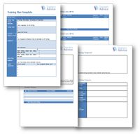 Training Plan Templates