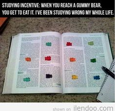Not only would this help adults get through dry reads... but it'd be great for helping kids make it through family scripture study!