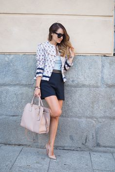 Blazer, it Girl, Fashion Street Style by The Extreme Collection visit us: www.theextremecollection.com
