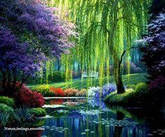 Monet Park, France