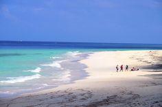 Beaches of Great Guana Cay, The Bahamas.