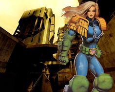 Judges, Comic and Masters on Pinterest Judge Anderson Wallpaper