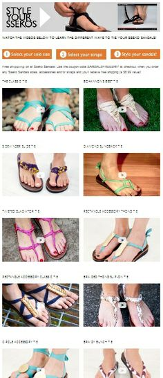 Learn how to tie your fair trade Sseko Sandals with over 30 Sseko YouTube videos! http://fairandsquareimports.com/stylesandals