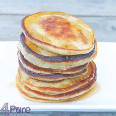 The daring cooks: cornmeal pancakes