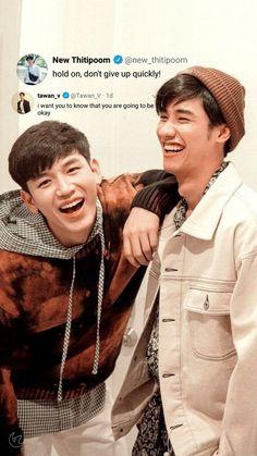 Pretty Boys, Cute Boys, Cute Walpaper, Thailand Wallpaper, Actor Quotes, Boyfriend Photos, Theory Of Love, Cute Gay Couples, Thai Drama