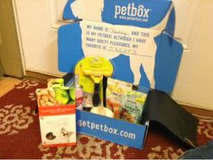 At the Fence: Pet Box, What a Great Idea!