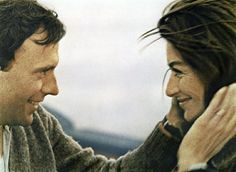 Directed by Claude Lelouch.  With Anouk Aimée, Jean-Louis Trintignant, Pierre Barouh, Valérie Lagrange. A man and a woman meet by accident on a Sunday evening at their childrens' boarding school. Slowly they reveal themselves to each other, finding that each is a widow/widower. Each is slow to reveal anything personal so that each revelation is hidden by a misperception. They become friends, then close friends, and then she reveals that she can't have a lover because, for her, he...